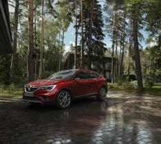 5 лет гарантии на Renault ARKANA