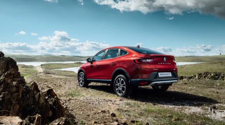 ВЫГОДА на Renault ARKANA до 128000 рублей!