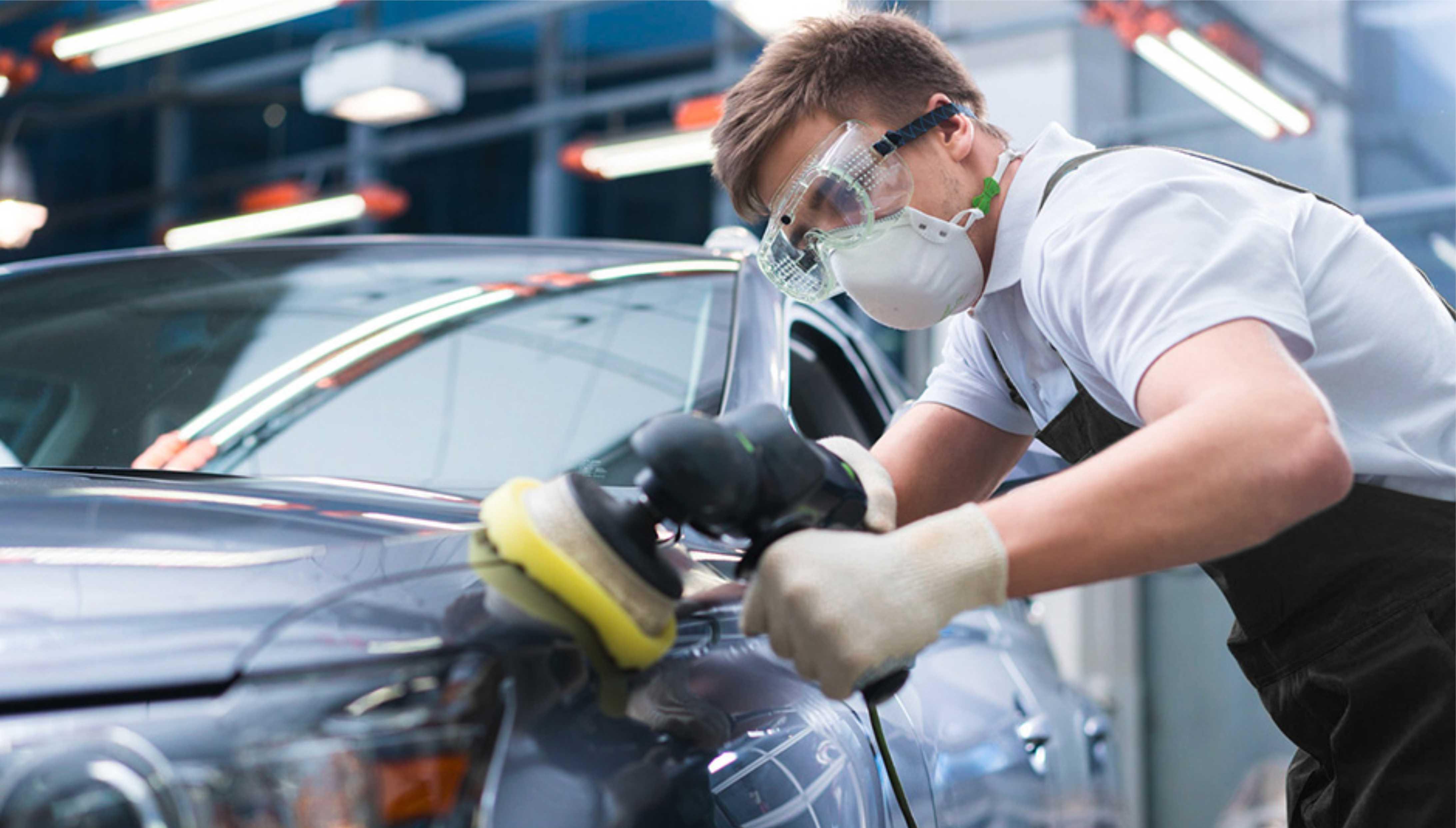 Специальные цены на кузовной ремонт за наличные