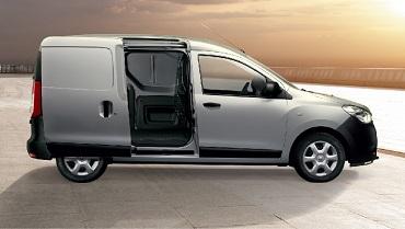 Renault DOKKER VAN с выгодой