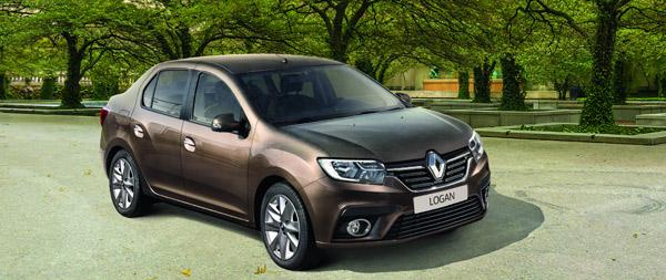 Новый Renault Logan на специальных условиях