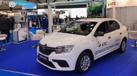 Renault Logan получил версию на природном газе