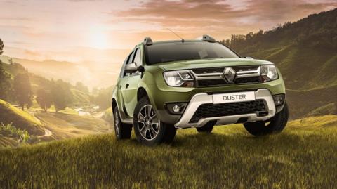 Выгода до 40 000 рублей по программе trade-in на Renault Duster