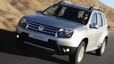 Renault Россия снижает цены на кузовные запчасти для Renault DUSTER