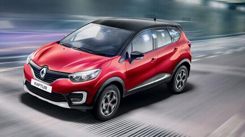 Особенности модели Renault Kaptur Play