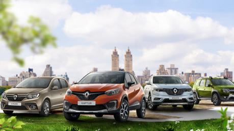 Выгоды в июле при покупке Renault до 350000р