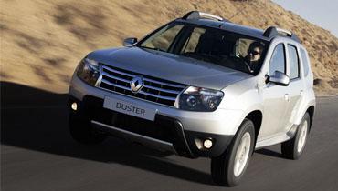 Выгода до 80% на кузовные запчасти для Renault DUSTER I