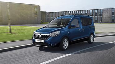 Renault DOKKER – лауреат премии «ТОП-5 АВТО»